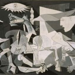 ARTE PARA NIÑOS: ¿Cómo le contamos El Guernica de Picasso a un niño de 9 años?