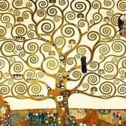 Arte en familia: El árbol de la vida de Gustav Klimt