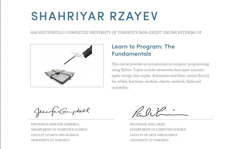 Shahriyar Rzayev (2/2)