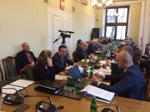 Posiedzenie Parlamentarnego Zespołu na rzecz Wspierania Przedsiębiorczości i Patriotyzmu Ekonomicznego
