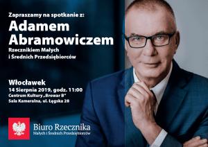 Spotkanie z Rzecznikiem MŚP we Włocławku