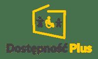 Logo akcji dostępność Plus