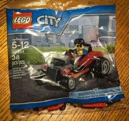 LEGO hot rod polybag