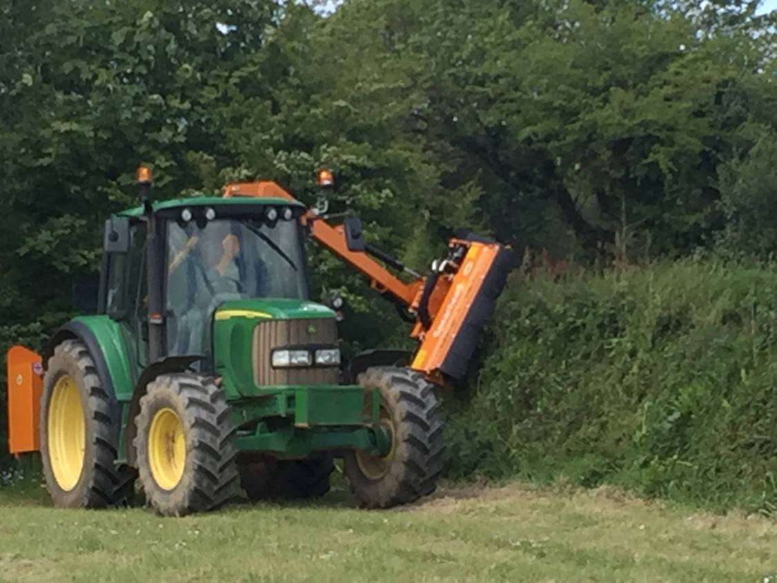 RZT LTD Hedge Cutting Cornwall