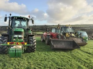 John Deere Tractor and Plant Hire