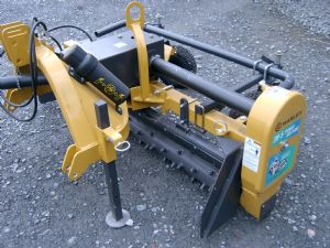 Harley Stone Rake for Hire Cornwall Agriucultual