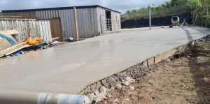 Concrete Installation by RZT Ltd Contractors (2)