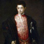 Tycjan - portret Ranuccia Farnese