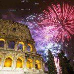 Koncert noworoczny przy Koloseum 1