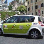 Rzym - informacje o serwisie taxi