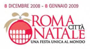 Boże Narodzenie 2008 i Nowy Rok w Rzymie 1
