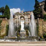 Villa d'Este w Tivoli