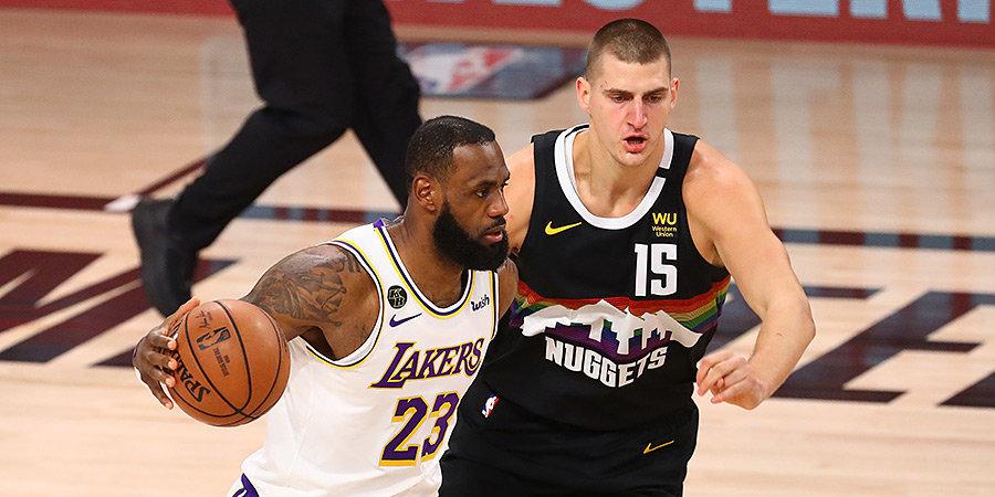Класс отличников. Топ-5 игроков регулярного чемпионата НБА