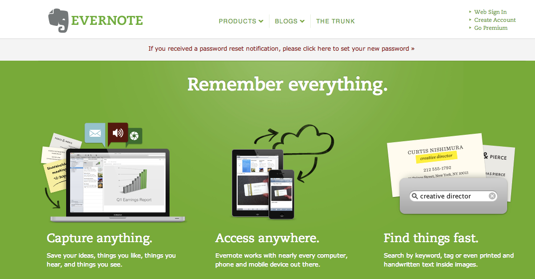 How To Use Evernote To Share Sage 100 ERP Technical