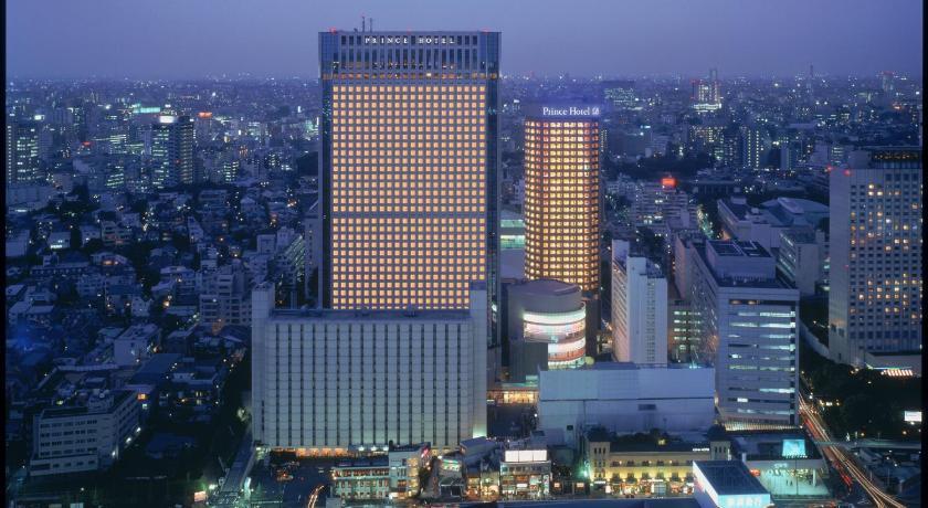 ★★★★ Shinagawa Prince Hotel