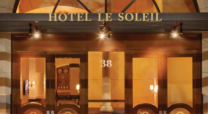 ★★★★ Executive Hotel Le Soleil New York