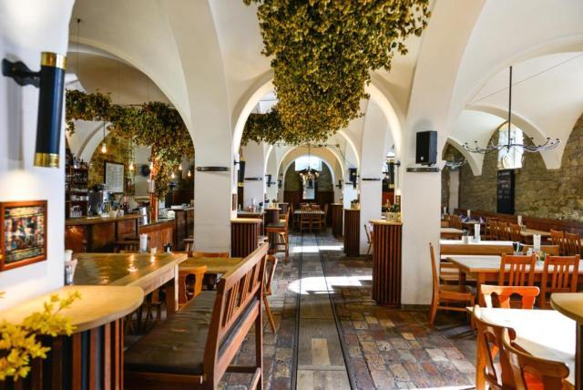 Image result for griesbrau dining room