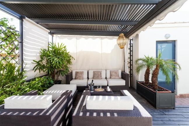 La Banda Spaces - City Rooftop Paradise