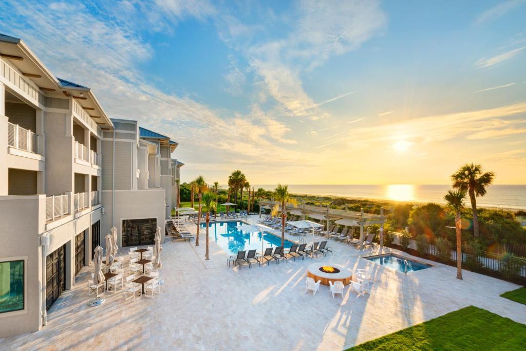 Jekyll Ocean Club Resort, Jekyll Island, GA