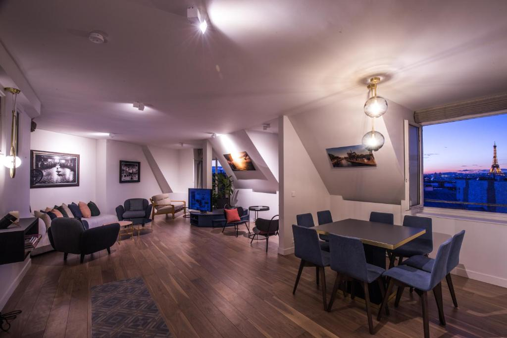 Apartment Milestay Saint Germain  Paris  France   Booking com Gallery image of this property