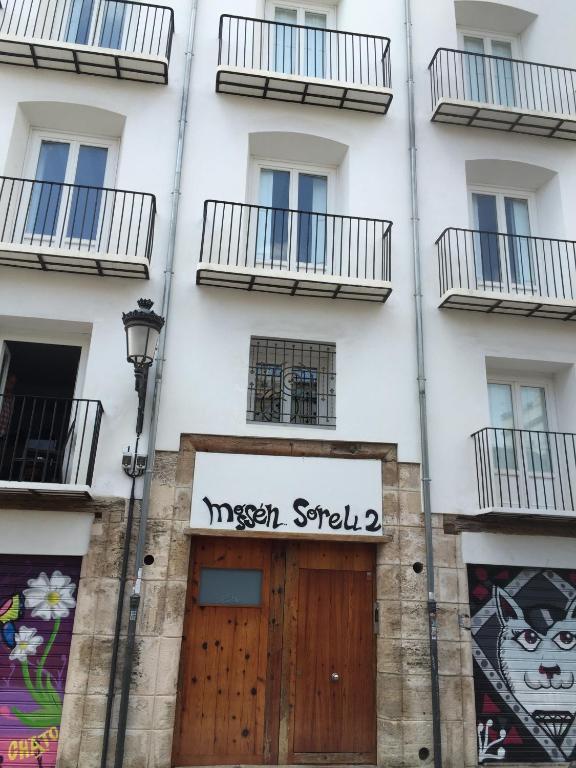 Mosen Sorell Apartments