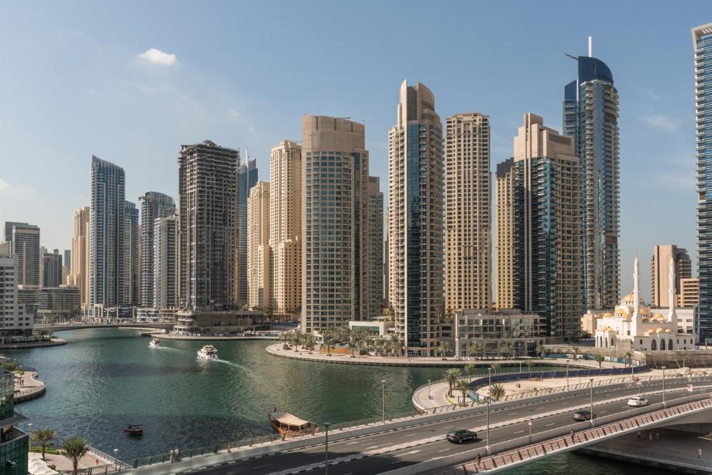 Marina Hotel Apartments Dubai UAE