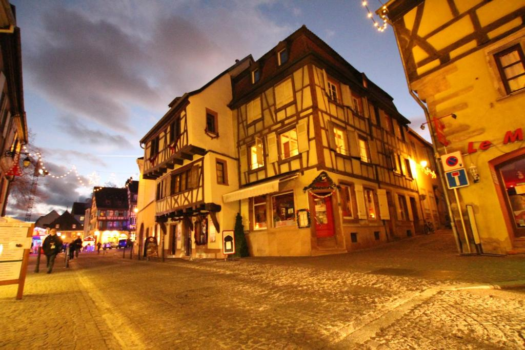 map colmar france map map of