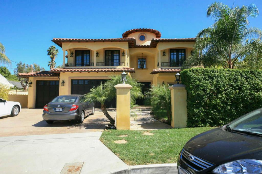 villa encino 5 bedroom house-private pool, sherman oaks, ca