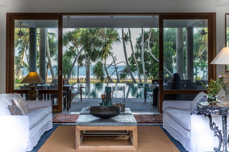 Отели Шри-Ланки с красивым пляжем