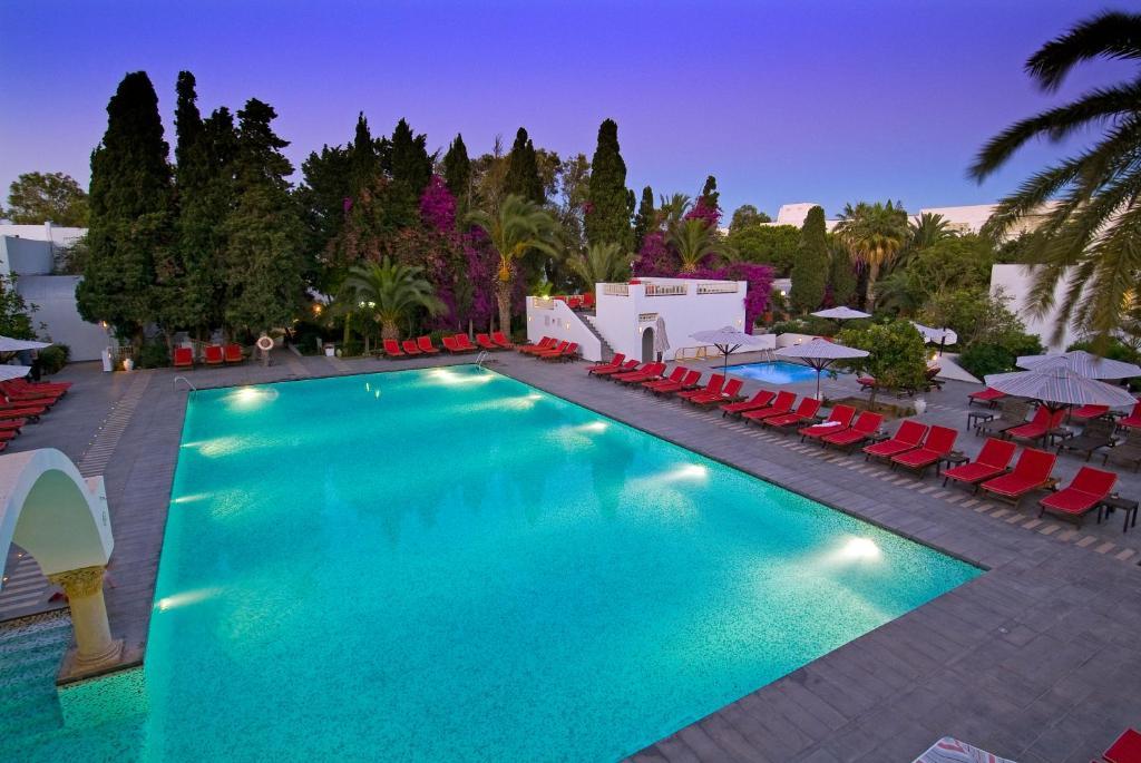 The Orangers Beach Resort And Bungalows Tunisie Hammamet