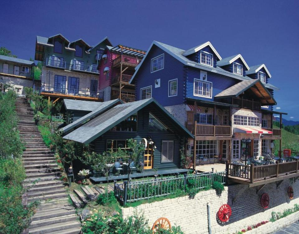 Cingjing Hanging Garden & Resortbooking.comç????å????ç????æ????å°??çµ??æ????