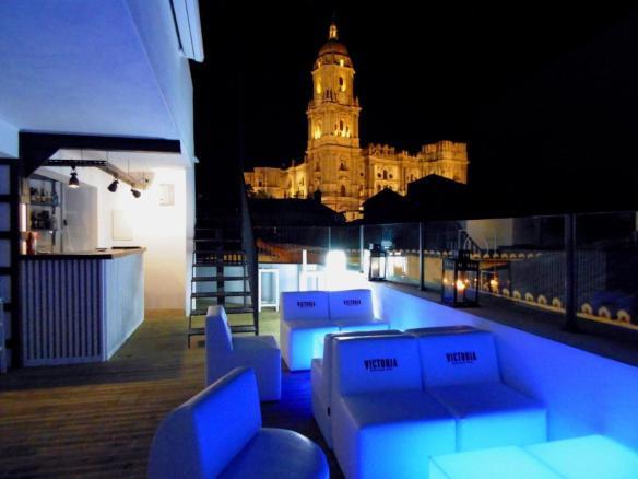 La Terraza Club at Chinitas Urban Hostel
