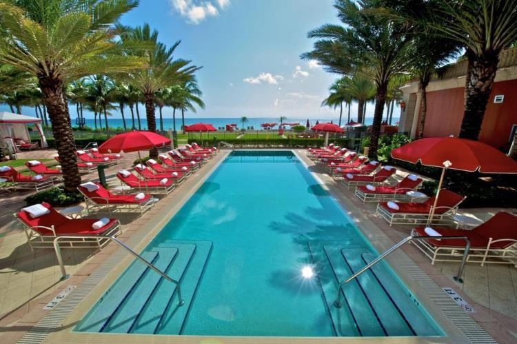 Лучший отель в Майами