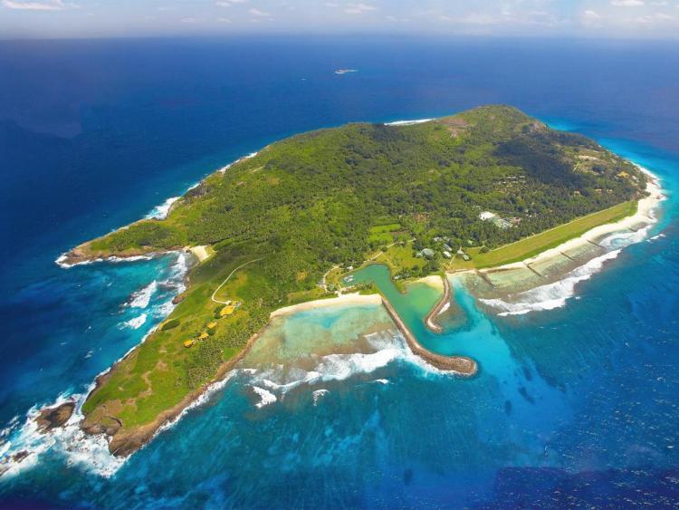 Дорогие частные острова на Сейшелах
