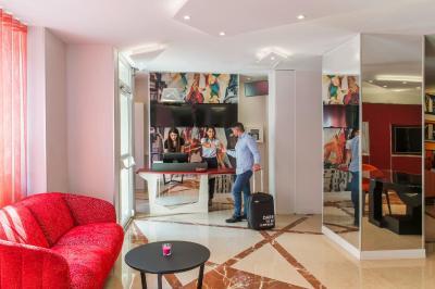 Hotel Mercure Paris Pont De Levallois Neuilly Levallois