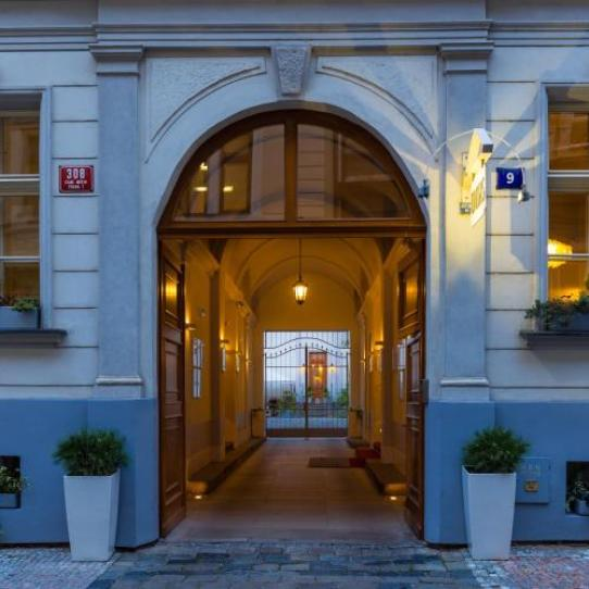 Image Search Results for Unitas Hotel prague