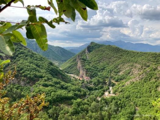 Alpes de Haute Provence en été