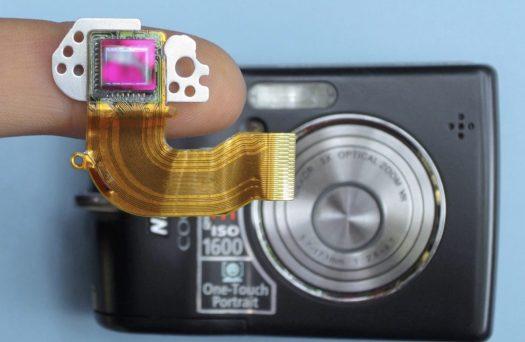 Capteur numérique