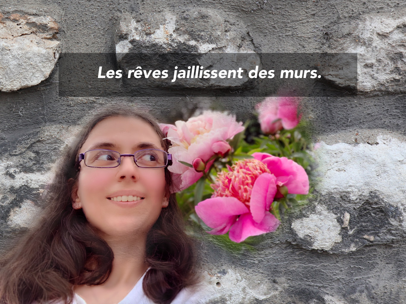 Citation - rêves, murs