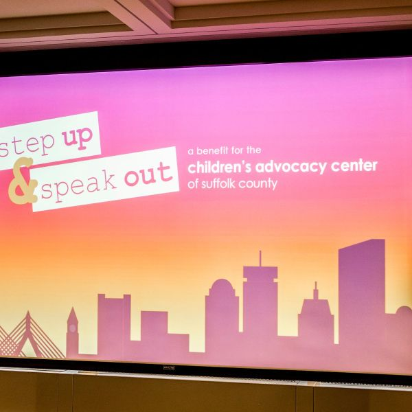 The CAC Step up Speak Out 2018
