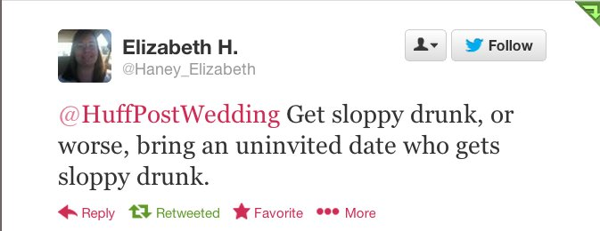 1 Rule Of Inviting Co Workers To Your Wedding