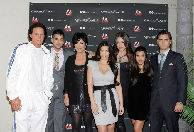 Image result for who is chris jenner to the Kardashians