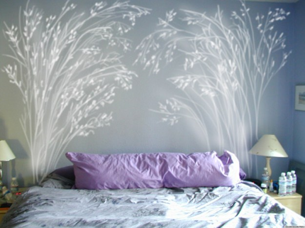 5 diy headboard ideas that aren't technically supposed to be