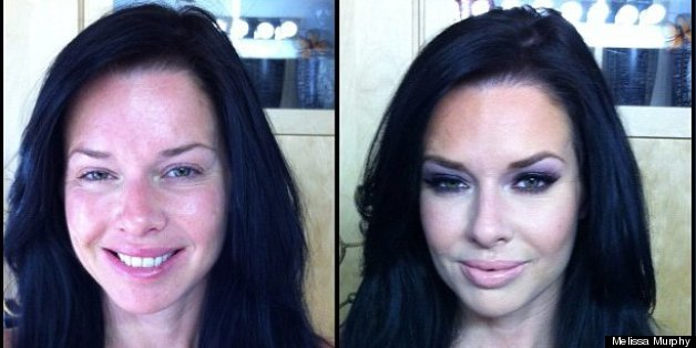 Porn Stars Without Make Up Second Chapter Of Before And After Hit Pictures