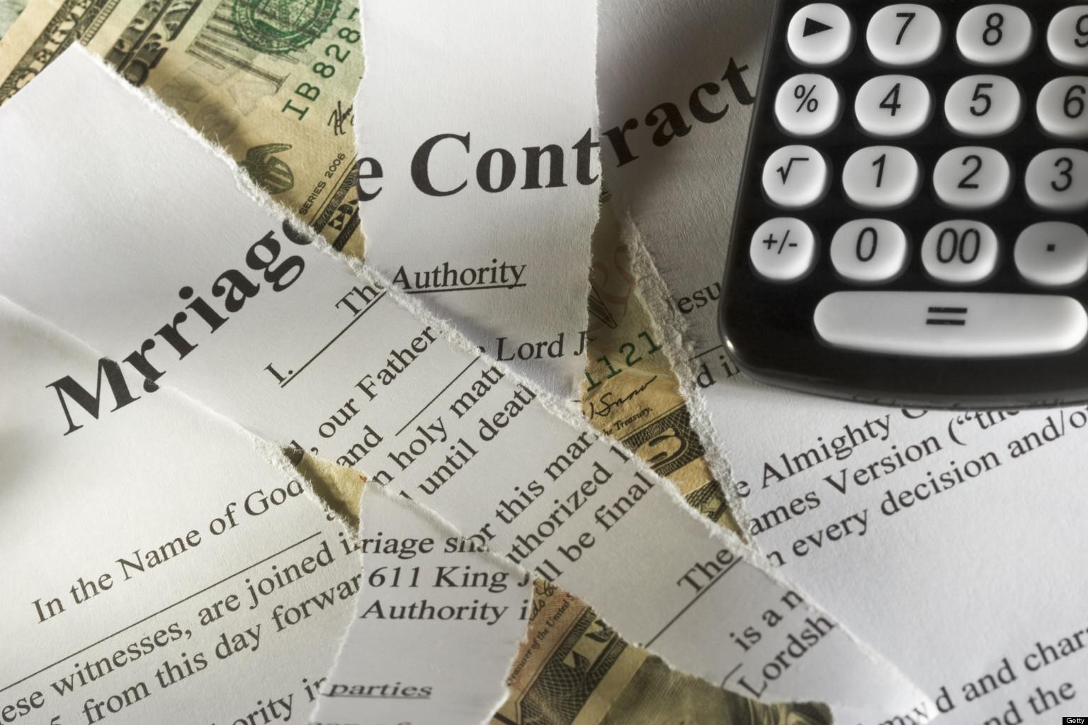 Understanding How Assets Get Divided In Divorce