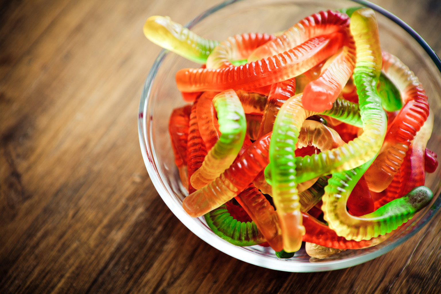 Gummy Worms What Are They Made Of Anyway