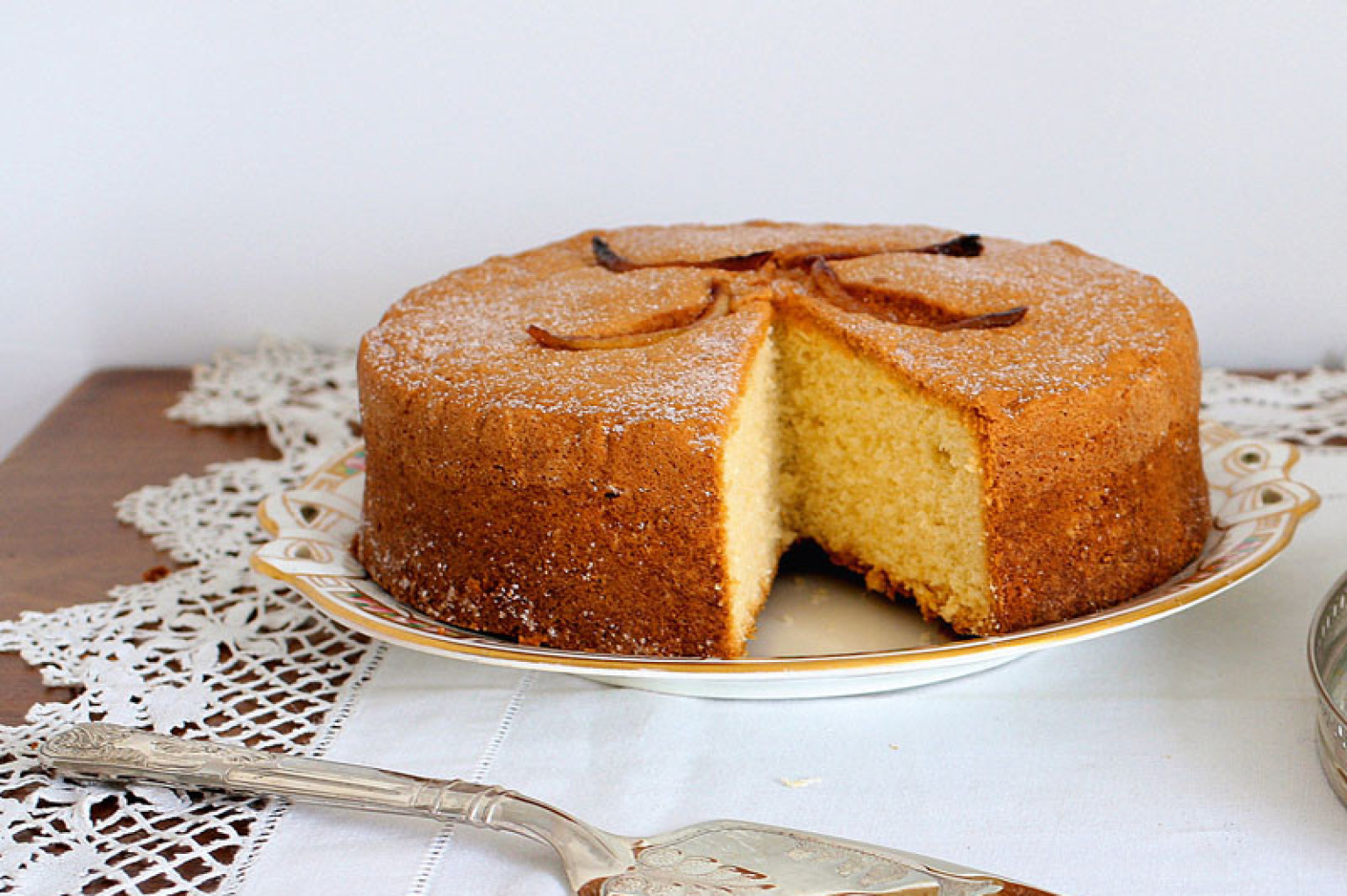 Recipe Of The Day Sponge Cake Huffpost