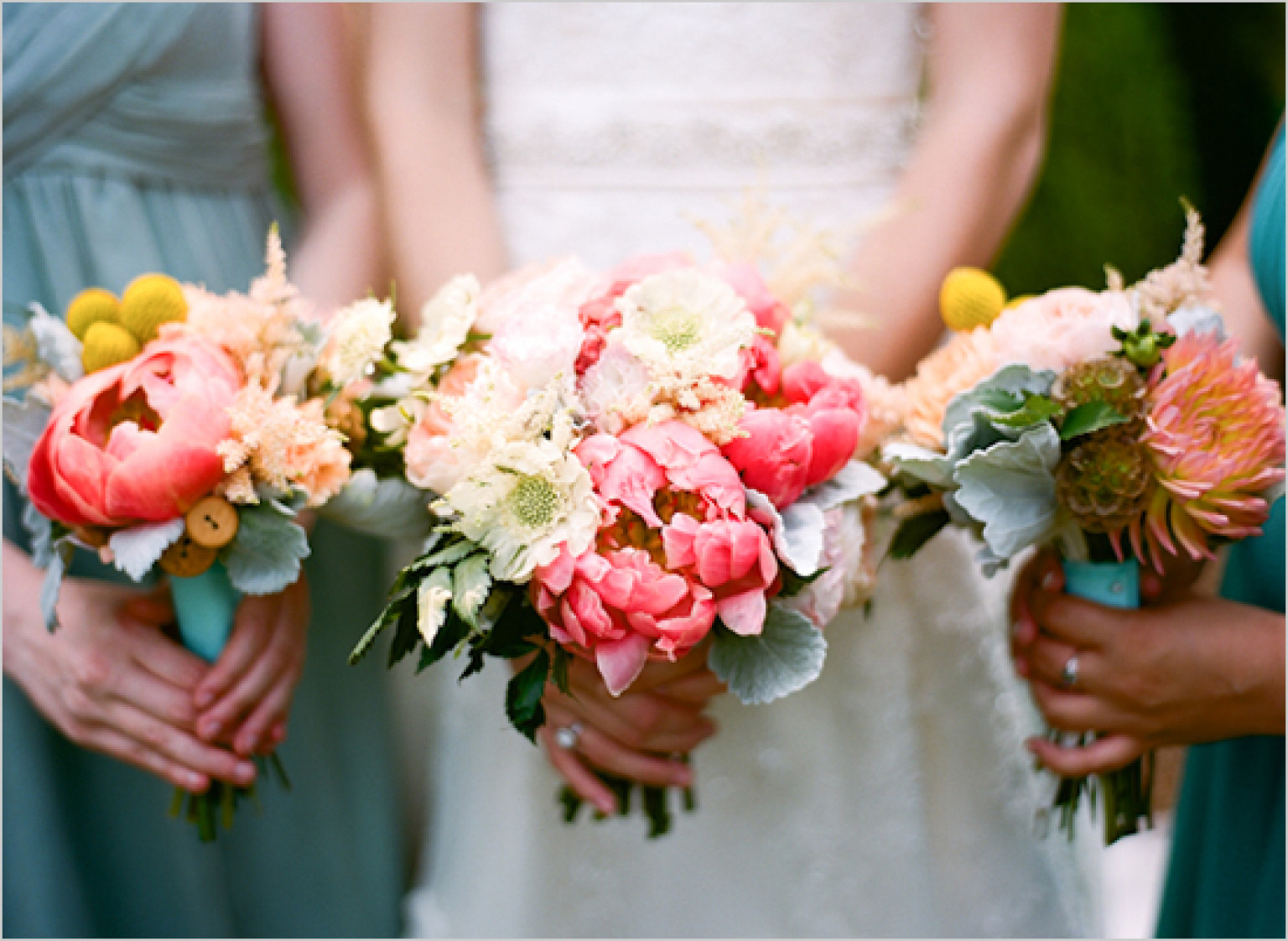 Wedding Flowers: These Autumnal Offerings Are Perfect For