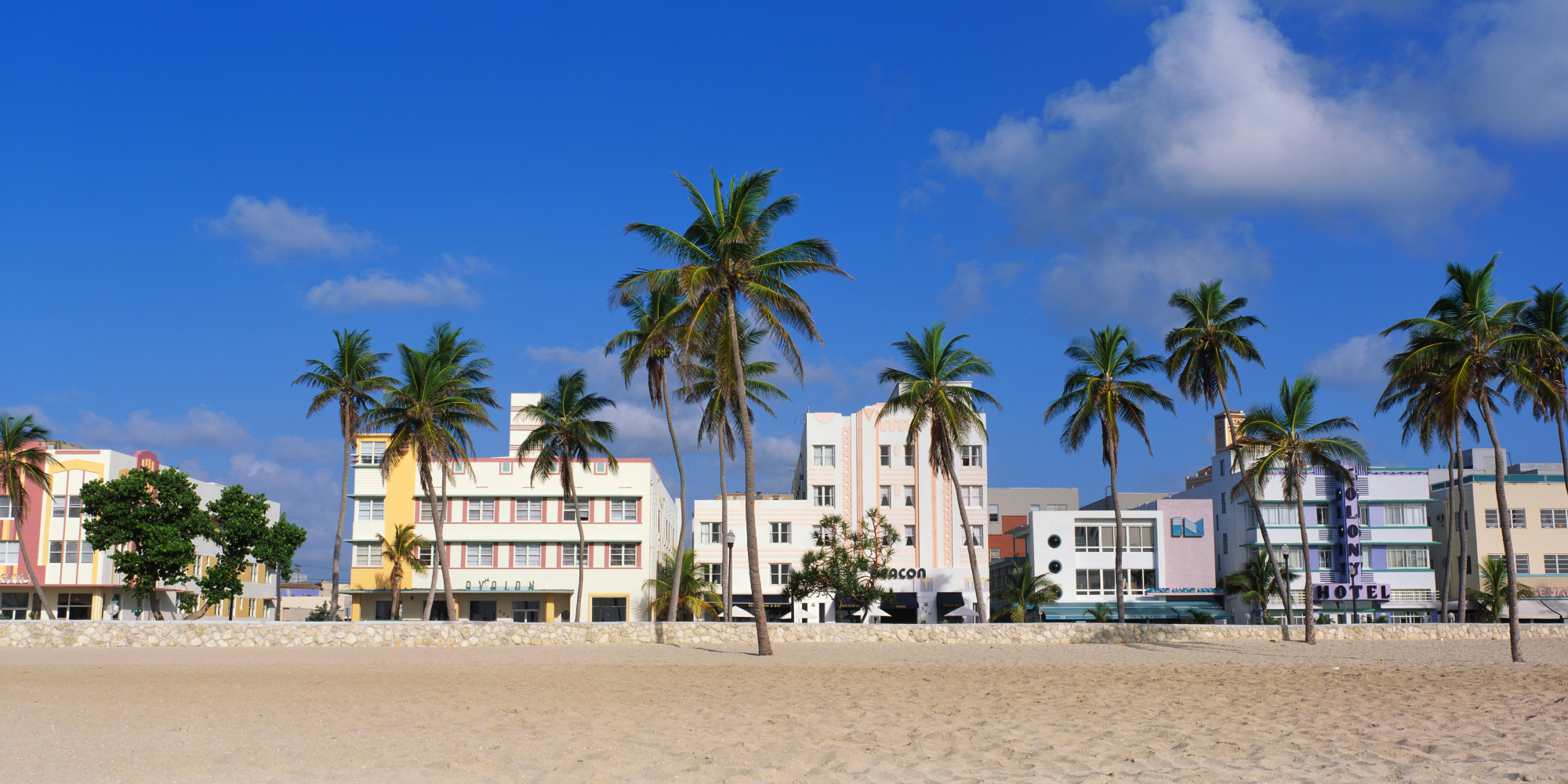 7 Reasons To Visit Miami This Winter HuffPost