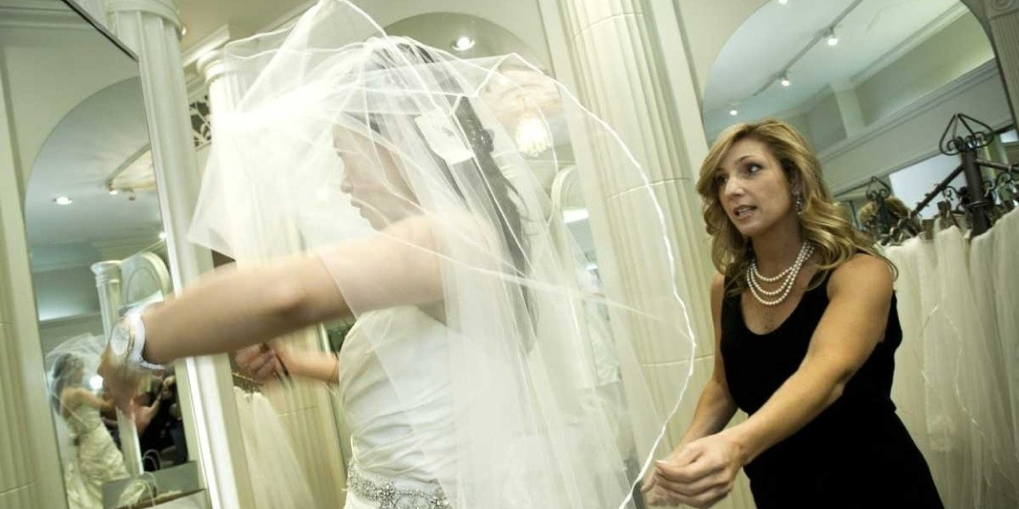 Crystal Veil See Through Bridal Trends T Veil Wedding